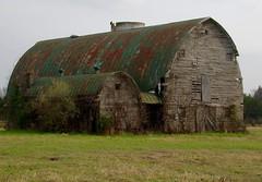 Old Barn near Culpeper, VA (RedRipper24) Tags: barn oldbarn derelict farm