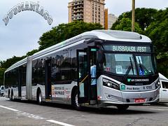 8 1755 TRANSPPASS - Transporte de Passageiros (busManíaCo) Tags: busmaníaco nikond3100 nikon d3100 ônibus bus buses urbano caioinduscar mercedesbenz o500uda bluetec 5 transppass transporte de passageiros millennium brt 2017 articulado