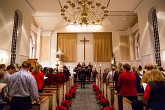 Happy Holidays-1276 (Sweet Briar Photos) Tags: vespers concert music chapel memorialchapel happyholidays sing singing choir