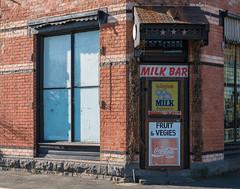 Ballarat (Westographer) Tags: ballarat victoria australia countrytown rural signage signs typography milkbar closed cornerstore oldschool