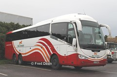 Bus Eireann SE17 (12D20480). (Fred Dean Jnr) Tags: buseireann cork se17 12d20480 aoccommercials carrigtwohill november2013 scania k400 irizar i6