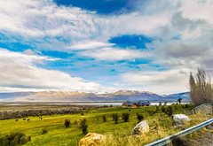 "Lago Argentino-0386 (kasiahalka) Tags: argentina argentinalake glacier hotel ice icefield iceberg kostenaikehotel lagoargentino lake losglaciaresnationalpark miradordelossuspiros nationalpark np patagonia patagoniadesert patagoniasteppe southamerica town water ""santa cruz province"" unesco worldheritagesite"