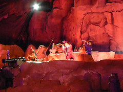 Florida Day 4 - 284 Disneys Hollywood Studios Fantasmic (TravelShorts) Tags: wdw walt disney world disneys hollywood studios florida orlando fantasmic frozen vine star wars tower terror