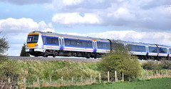 168218 (R~P~M) Tags: train railway dmu multipleunit 168 chilternrailways kingsey bucks buckinghamshire england uk unitedkingdom greatbritain