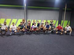 Galera do CrossFit.