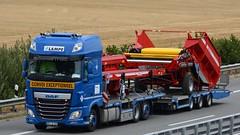 D - Lampe >Grimme< DAF XF 106 SSC (BonsaiTruck) Tags: lampe grimme daf lkw lastwagen lastzug truck trucks lorry lorries camion caminhoes