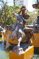 Horse Statue (lucaslhart) Tags: horse statue paris brazil pelotas