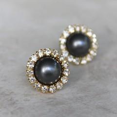 Gray Wedding Jewelry, Gold and Gray Jewelry, Gray Bridesmaid Jewelry, Gray and Gold Bridesmaid Earrings, Gift for Bridesmaid, Dark Gray https://t.co/qa5XWBgKj7 #gifts #handmade #etsy #GoldAndGray https://t.co/l41x9gg6sA (petalperceptions.etsy.com) Tags: etsy gift shop fashion jewelry cute