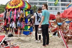Ipanema Colors (a l o b o s) Tags: cute boys boy guy colors ipanema rio de janeiro brasil brazil garoto chico praia beach arena sand sunga candid outdoors