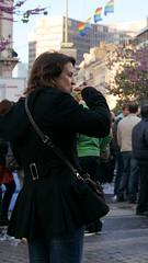 2013-05-18_20-35-07_NEX-6_DSC04675 (Miguel Discart (Photos Vrac)) Tags: 2013 84mm belgianpride belgie belgique belgium bru brussels brusselspride brusselspride2013 bruxelles bruxellespride bruxellespride2013 bxl cityparade divers e18200mmf3563 equality focallength84mm focallengthin35mmformat84mm gay iso400 lesbian lgbt manifestation nex6 pride pridebe sony sonynex6 sonynex6e18200mmf3563 thepridebe trans transgender transsexuel yourlocalpower