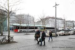 Baustelle Bahnhofsplatz 324 (Susanne Schweers) Tags: bahnhofsplatz bremen baustelle max dudler architekt bebauung hochhäuser citygate city gate