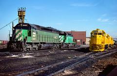 BN SD45 6469 (chuckzeiler50) Tags: bn sd45 6469 railroad emd locomotive clyde train chuckzeiler chz