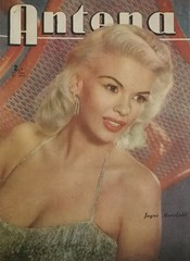 Jayne Mansfield - Antena (poedie1984) Tags: jayne mansfield vera palmer blonde old hollywood bombshell vintage babe pin up actress beautiful model beauty hot girl woman classic sex symbol movie movies star glamour girls icon sexy cute body bomb 50s 60s famous film kino celebrities pink rose filmstar filmster diva superstar amazing wonderful photo picture american love goddess mannequin black white mooi tribute blond sweater cine cinema screen gorgeous legendary iconic antena tv magazine covers color colors oorbellen earrings boobs