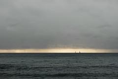 comme une aquarelle (Mireille Muggianu) Tags: bouchesdurhone europe france laciotat provencealpescotedazur bateau boat ciel mer paysage voilier samsung nx nx500