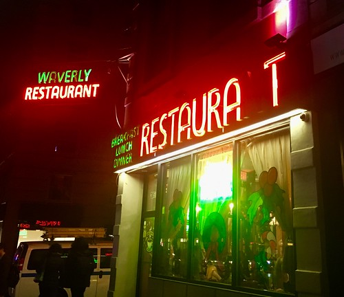 Waverly Restaurant - NYC