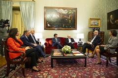 Audiência com Sua Excelência o Presidente da República