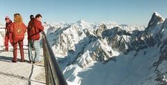 Aiguille Du Midi (French Alps) 12,605 feet (Mont Blanc Massif) (Cassini2008) Tags: aiguilledumidi frenchalps alpine alps chamonix