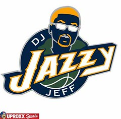 NBA Logos Redesigned With Rappers - West (olga_00022) Tags: basketball hiphop nba rappers redesign