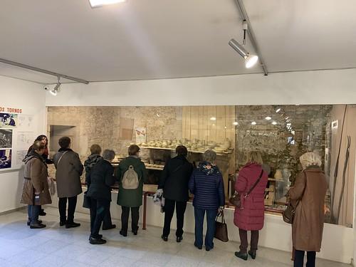 Programa de Voluntariado Ágora: visita ao Museo do Pobo Galego