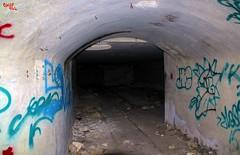 Entrata del vecchio bunker - Entry into the old bunker (rocco944) Tags: rocco944 taranto puglia italy leporano batteriaexcattaneo zonagandoli canoneos650d anawesomeshot