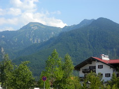 Berge bei Grassau (christophrohde) Tags: grassau bayern