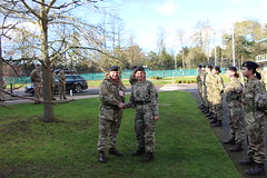 CCF Inspection 2019 (28) (Headington School, Oxford) Tags: u4 l5 u5 l6 u6 ccf middle sixthform headingtonschool