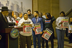 City of Chicago Aldermanic Candidates Press Conference to Support Civilian Police Accountability Council Chicago Illinois 1-9-19 5539 (www.cemillerphotography.com) Tags: cops brutality shootings killings rekiaboyd laquanmcdonald oversight reform corruption excessiveforce expensivelawsuits policeacademy
