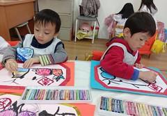 2019.1.2 賈小弟K1A上學校生活 (amydon531) Tags: baby boys kids brothers jarvis family cute preschool kindergarten school life