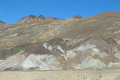 0200 Colorful mineral deposits on Artists Drive in Death Valley (_JFR_) Tags: camping hiking deathvalley deathvalleynationalpark artistsdrive
