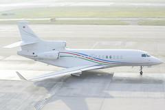 Socar Dassault Falcon 7X; TC-OIL@ZRH;21.01.2019 (Aero Icarus) Tags: zrh zürichkloten zürichflughafen zurichairport lszh plane aircraft flugzeug avion