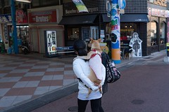 Puppy (t_eriguchi) Tags: let'sgo funny fun japan 犬 batis40 a7r3 street streetphoto puppy dog