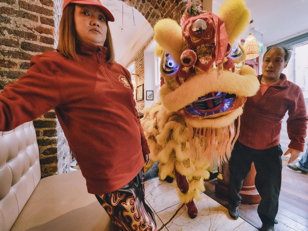 I WAS INVITED TO THE LUNAR NEW YEAR CELEBRATION AT MR. DINH ON CAPEL STREET [ THE YEAR OF THE PIG]-148736