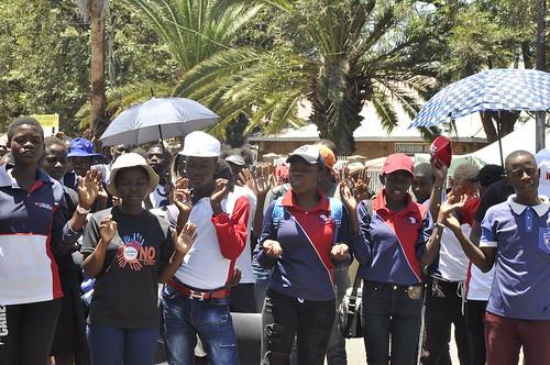 Zimbabwe Vuzu Road Show Campaign