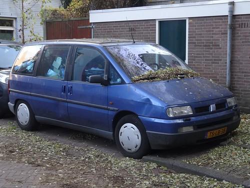 1998 Fiat Ulysse