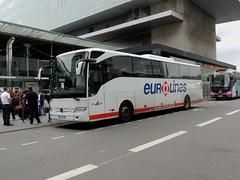 DSCN6478 Hnos. Arriaga, Vitoria-Gasteiz 2328 HRW (Skillsbus) Tags: france buses coaches spain eurolines hnosarriaga mercedes tourismo