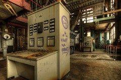 chloro19 (Geert Orange_Crush VP) Tags: urbanexploring urbex abandoned industrial