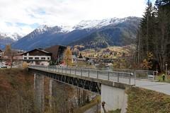 RhB Klosters - Old Rail Bridge (Kecko) Tags: 2018 kecko switzerland swiss schweiz graubünden graubuenden gr klosters platz prättigau davos rhätischebahn rhaetian railway railroad bahn viafierretica rhb landquart brücke bridge swissphoto geotagged geo:lat=46869730 geo:lon=9879070