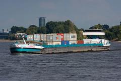GMS Floralia - ENI 6105039 (5B-DUS) Tags: gms floralia eni 6105039 rhein schiff binnenschiff barge vessel ship