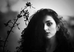 Pia (lorenzoorsini2) Tags: woman portrait calabria viltroxem2 canon8518 em1 olympus bokeh
