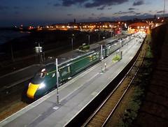 800317 Penzance (2) (Marky7890) Tags: gwr 800317 iet class800 1a98 penzance railway cornwall cornishmainline train