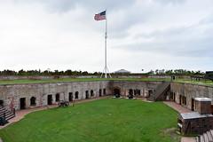 DEH_8449 (sobca) Tags: fortmacon statepark nc museum civilwar boguebanks atlantic ocean csa usnationalregisterofhistoricplaces northcarolina