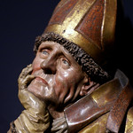 Frankfurt, Liebieghaus, Hl. Augustinus (St. Augustine) thumbnail