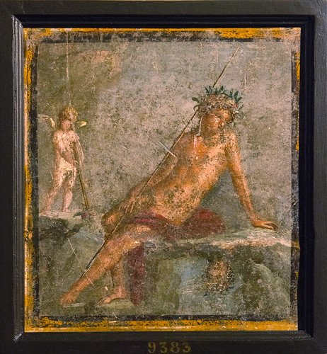 """Ovid: Narcissus - """"Love, Myths and Other Stories"""" –  XXXII"""