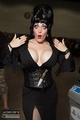 LA Comic Con 2018 Elvira (Manny Llanura) Tags: la comic con 2018 cosplay photos los angeles convention center manny llanura photography