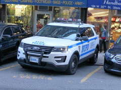 NYPD TOD 5088 (Emergency_Vehicles) Tags: newyorkpolicedepartment manhattan
