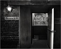 Bitcoin (gro57074@bigpond.net.au) Tags: 2470mmf28 tamron d850 nikon mono monochrome monotone bw blackwhite street streetphotography alley alleyways alleyway