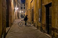 Centro di Lucca (Zaporogo) Tags: notte lucca centro