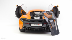 McLaren 570S-12 (M3d1an) Tags: mclaren 570s autoart diecast composite 118 miniature