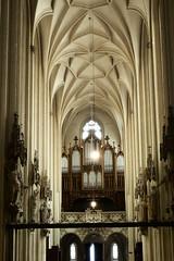 Maria am Gestade (Johannes Ortner) Tags: archsakral countrycode countrycodeat gotik kirche kirchenschiff wien österreich architektur stilepoche at