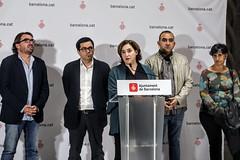 "Reunió Sindicala amb l'Alcaldessa 12 • <a style=""font-size:0.8em;"" href=""http://www.flickr.com/photos/53048790@N08/45811000992/"" target=""_blank"">View on Flickr</a>"